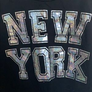Forever 21 Tops - New York cropped top
